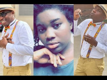 Counsellor Lutherodt's S*x Tape With A Young Lady Goes Viral?