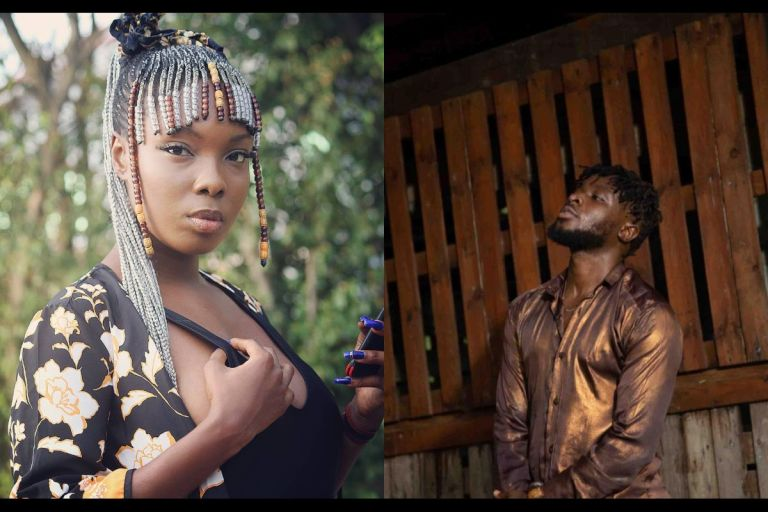 Fuse ODG Saves Feli Nuna's Dying Music Career By Signing Her Onto His Record Label