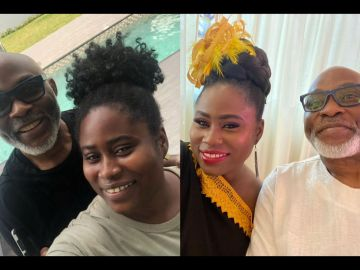 Lydia Forson All Over RMD As He Celebrates His 60th Birthday