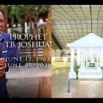 PHOTOS: Take A Look At The Huge Auditorium Where Prophet TB Joshua Was Buried