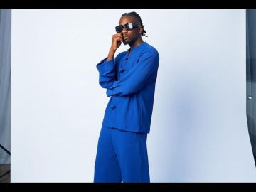 Mr Eazi Reveals Why He Doesn't Do Photoshoot On His Birthdays As Other Celebrities Have Been Doing
