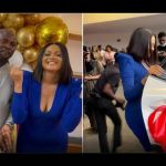 Here Are Photos Of the Moment Nengi's Married Sugar Daddy Surprised Her With A Brand New Range Rover Velar