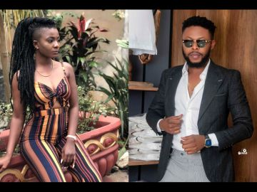 Alleged Weed Addict, Ahuofe Patri, Drops A 'Save the Date' Photo - Is She Getting To Kalybos - The Broke Slay King Who Allegedly Lures Girls Into Bed Using Coke And Pizza?