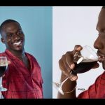 Zionfelix Trolled For Sipping Malt In A Wine Glass On His 30th Birthday Photoshoot
