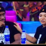 BBNaija21: After Declaring He Has No Interest In Her, Emmanuel Gives Liquorose A Sensual Massage - VIDEO