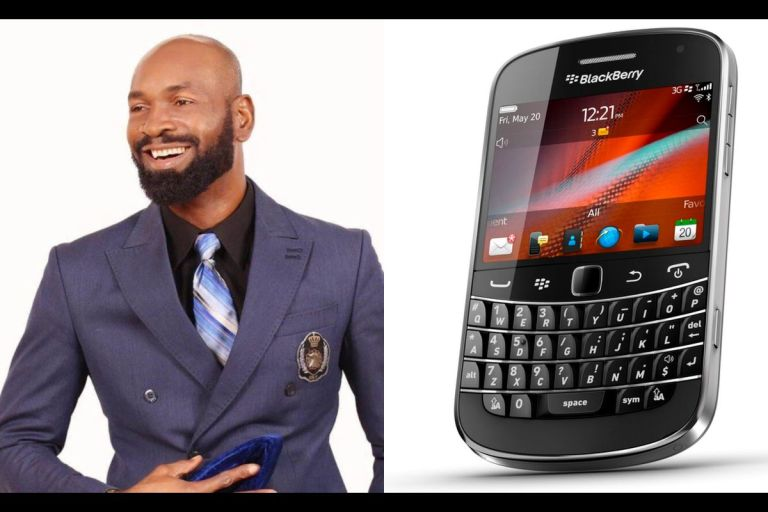 """""""Time places value on everything"""" - Actor Sylvester Madu Recounts How People 'Stole, Killed, Fornicated And Lost Their Virginities' Just To Own Blackberry Phones"""
