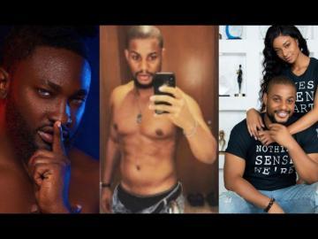 Uti Nwachukwu Allegedly Caused Alex Ekubo's Relationship Breakup With Fancy Acholonu