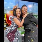 Bridget Otoo Reacts To Her Friend, Serwaa Amihere's Alleged S*xtape And Nvde Photos