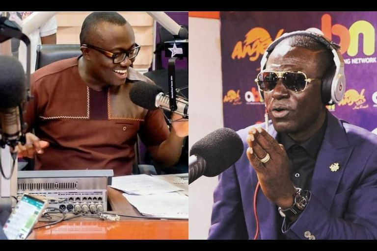 Afia Schwar Claims That Bola Ray Nearly Arrested Captain Smart After He Scammed Him