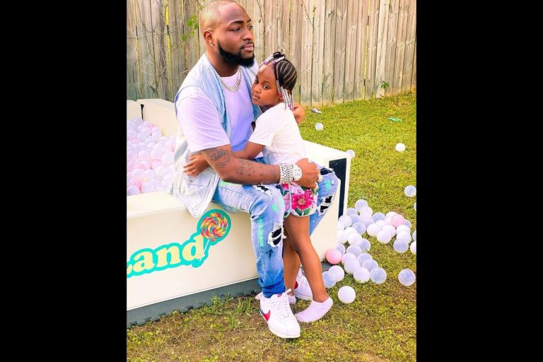 Davido Shares A Screenshot Of A Funny Chat He Had With His 4-year-old Daughter, Hailey