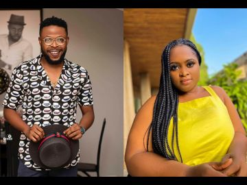 VIDEO: Comedienne Jacinta Reveals How She Was Attacked By Kalybos' Girlfriend In Public After He Lied To Her About His Relationship
