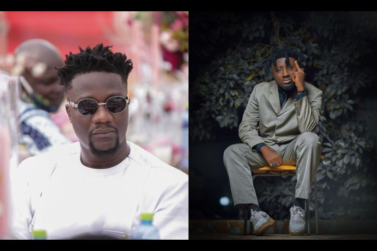 """""""You're Still Sleeping With Ashawos At Lapaz"""" - Amerado Replies Obibini's 'Deceased' Diss Track With 'The Throne'"""