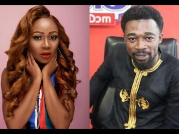 Akuapem Poloo Reacts To Eagle Prophet's Fake Prophecy On Her Life