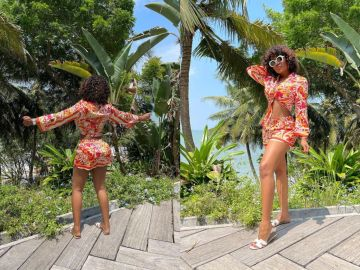 Sandra Ankobiah Puts Her Surgically-enhanced B*tts On Display In A Subtle Reaction To Pimping Allegations