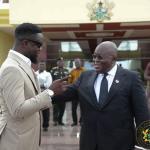 Sarkodie Apologizes To President Akufo-Addo Over His Pre-election Tweet