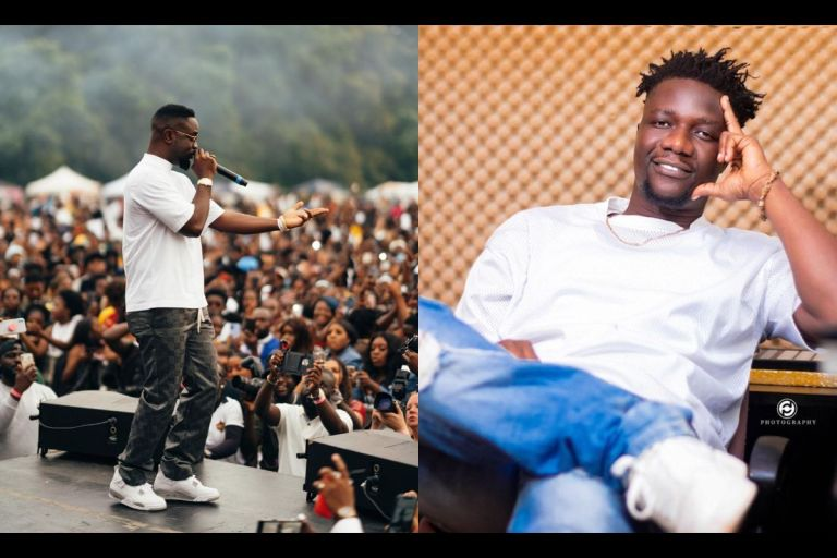 This Is Blasphemy! Obibini Boldly Kicks Sarkodie Off His List Of Top 5 Rappers In Ghana