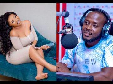Nana Romeo Consoles Serwaa Amihere Following The Release Of Her Alleged S*xtape And Nvdes
