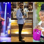 'She's Natural And Beautiful Than Your Bleaching Wife' - Fans Drag Kwame A-Plus For Saying Abena Korkor Looks Like A 'Provision Store'