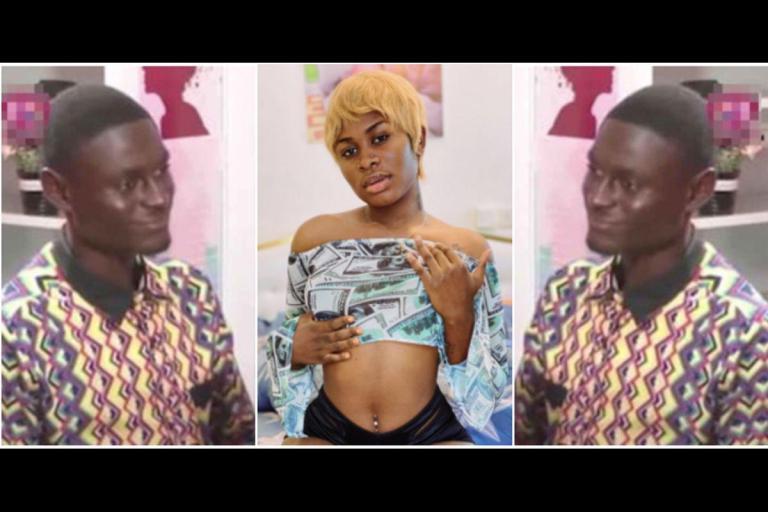 VIDEO: Satan Is Using My Sister - Yaa Jackson's Brother Claims