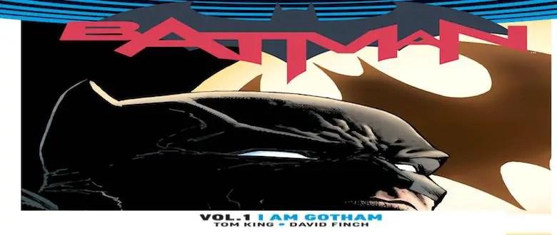 Batman I am Gotham Cover