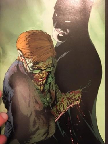 Batman and Jim Gordon