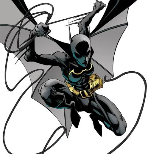 Batgirl Cassandra Cain
