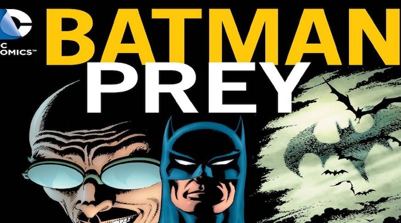 Batman Prey Review