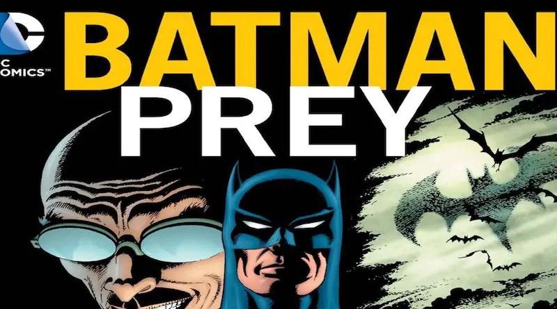Batman Prey Review