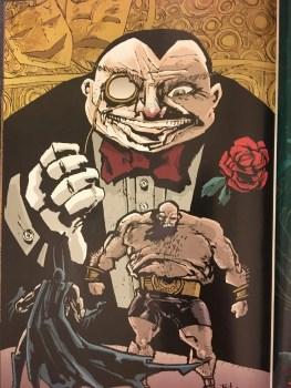 Batman shadow of the bat #85 cover