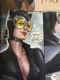 Catwoman Batgirl Death of the Family