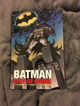 Batman City of Crime Cover