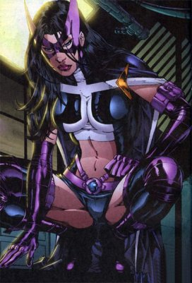 Sexualised Huntress
