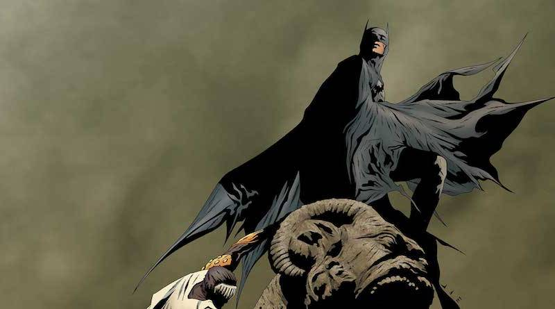 Batman War Games Book 1 Review