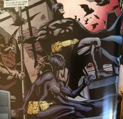 Batman and Batgirl War Games