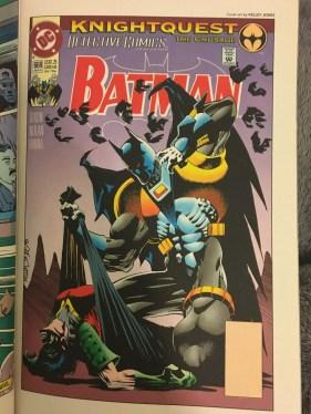 Knightquest Detective Comics