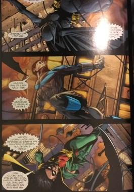 Batgirl Robin Nightwing WG