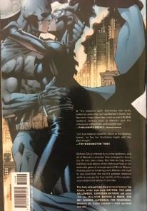 Batman Hush Rear