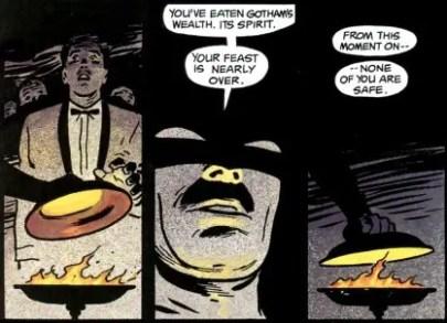 Batman Year One Threat