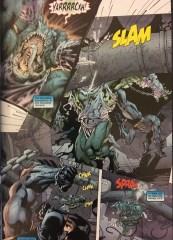 Batman vs Killer Croc in Hush