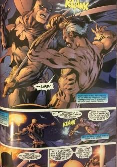 Batman vs Ra's in Hush