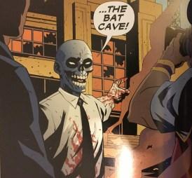Black Mask Finds Batcave