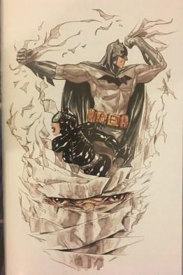 Detective Comics 846 Cover