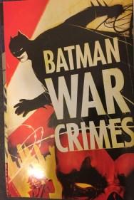 War Crimes Cover