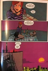 Batgirl Arranges A Date