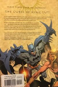 Batman King Tuts Tomb Rear