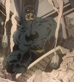 Batman Pose TLH