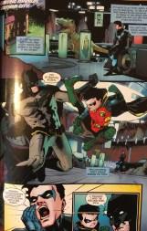 Batman Trains Damian