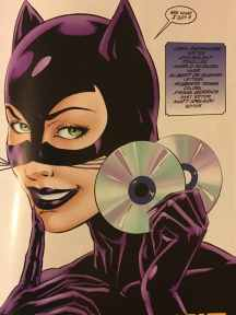 Catwoman Mask with Whiskers