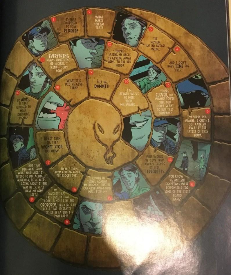 Secret City Puzzle Panel