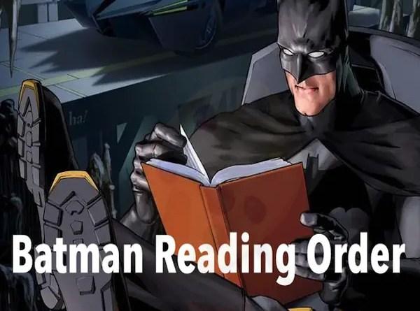 Batman Reading Order